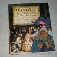 Cómics: EL CAPITÁN ALATRISTE - ARTURO PÉREZ REVERTE - COLECCIÓN COMPLETA -. Lote 26651463