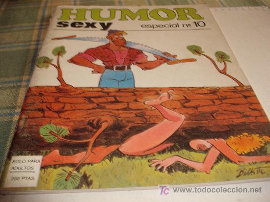 COMIC EROTICO AMAIKA : HUMOR SEXY ESPECIAL 10 RSUIS J. KOHL NUEVA JJ-E (Tebeos y Comics Pendientes de Clasificar)