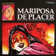 Cómics: MARIPOSA DE PLACER / FEROCIUS. Lote 26473697