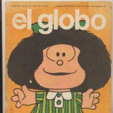 Comics: EL GLOBO. BURULAN. LOTE DE 11EJEMPLARES (Nº 1, 2, 3, 4, 5, 6, 7, 17, 18, 19 Y 20. Lote 19351434