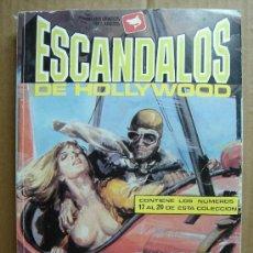 Cómics: RELATOS GRAFICOS PARA ADULTOS - ALBUM Nº5 ESCANDALOS DE HOLLYWOOD - CONTIENE 4 NUMEROS - EROTICA . Lote 19435314