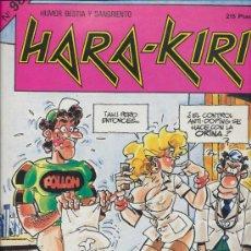 Comics: HARA-KIRI. LOTE DE 14 EJEMPLARES CORRELATIVOS (DEL Nº 98 AL 112). Lote 19477606