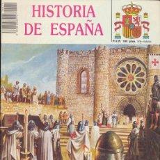 Cómics: HISTORIA DE ESPAÑA. ED. GENIL. LOTE DE 19 EJEMPLARES (ENTRE EL Nº 15 Y EL 37). Lote 19501306