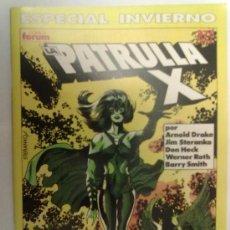 Cómics: PATRULLA X -ESPECIAL INVIERNO 1990-. Lote 27297584