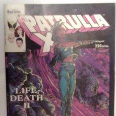 Cómics: PATRULLA X -ESPECIAL PRIMAVERA 1987-. Lote 27325601