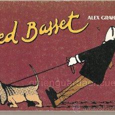Cómics: 3 COMICS-TIRAS CÓMICAS DE FRED BASSET POR ALEX GRAHAM, Nº 1-2-4 1982. NUEVO. Lote 27549831