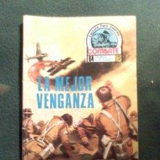 Cómics: LA MEJOR VENGANZA. Lote 19797862
