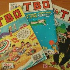 Cómics: LOTE DE 4 COMICS DE TBO. LOS Nº 11, 21, 53 Y 73. EDICIONES B. Lote 27546295
