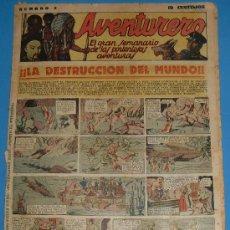 Cómics: TEBEO AVENTURERO, EL GRAN SEMANARIO DE LAS PORTENTOSAS AVENTURAS. Nº 9.. Lote 26114121