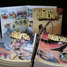 Cómics: EL CAPITAN TRUENO EDICION HISTORICA NUMERO 11-12-13-14-15-16-17-18-19-20-21-22. Lote 29966213