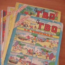 Cómics: LOTE DE 151 COMICS TBO. SE INCLUYEN ALGUNOS EXTRAS.. Lote 26403249