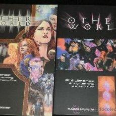 Comics : OTHER WORLD COMPLETA 2 COMICS. Lote 26673954