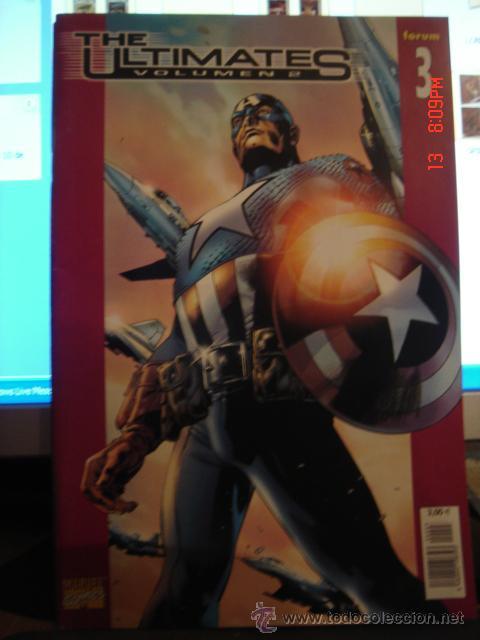 LINEA ULTIMATE (Tebeos y Comics - Comics Colecciones y Lotes Avanzados)