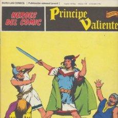 Cómics: EL PRÍCIPE VALIENTE Nº 81. BURU LAN 1972.. Lote 20355579