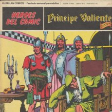 Cómics: PRÍNCIPE VALIENTE Nº 8. BURU LAN 1972.. Lote 20355622