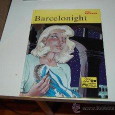 Cómics: BARCELONIGHT. DE ANNIE GOETZINGER. Lote 26786251