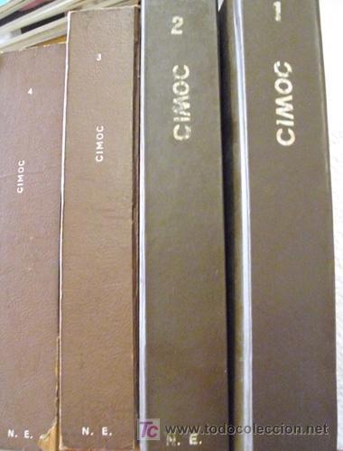 Cómics: CIMOC de la Ed San Román - COMPLETA del nº1 al nº10. + CIMOC de la Ed. Norma del nº1 al nº30 - Foto 2 - 20405777