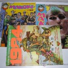 Comics - MAKOKI 2 COMIC Y 1984 COMIC PARA ADULTOS - 20451402