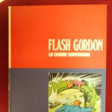 Cómics: TOMO N.4 DE FLASH GORDON , LA CIUDAD SUBMARINA , BURU LAN 1972. Lote 23713934