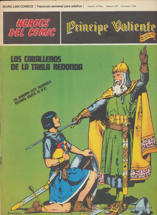 EL PRÍNCIPE VALIENTE. BURULAN 1971. LOTE DE 91 EJEMPLARES (COLECCIÓN A FALTA DE 5 EJEMP.) (Tebeos y Comics - Comics Colecciones y Lotes Avanzados)