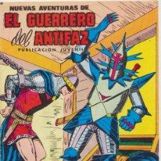 Cómics: EL GUERRERO DEL ANTIFAZ. NUEVAS AVENTURAS. LOTE DE 52 EJEMPLARES. Lote 24365178