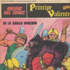 Comics : PRÍNCIPE VALIENTE Nº 14. BURU LAN 1972.. Lote 20607616