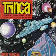 Comics : REVISTA JUVENIL TRINCA - Nº 44 - 15 AGOSTO 1972. Lote 27412830