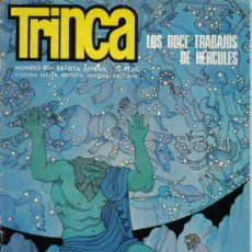 Comics : REVISTA JUVENIL TRINCA - Nº 45 - 1 SEPTIEMBRE 1972. Lote 22318664
