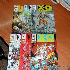 Cómics: X-O MANOWAR. 6 PRIMEROS NUMEROS DE LA SERIE. C8794.. Lote 20659667