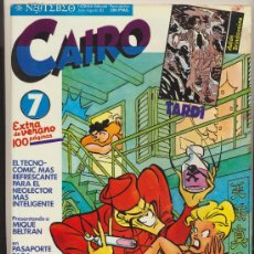Cómics: CAIRO. NORMA 1982. LOTE DE 11 EJEMPLARES (DEL Nº 8 AL 18). Lote 20659835