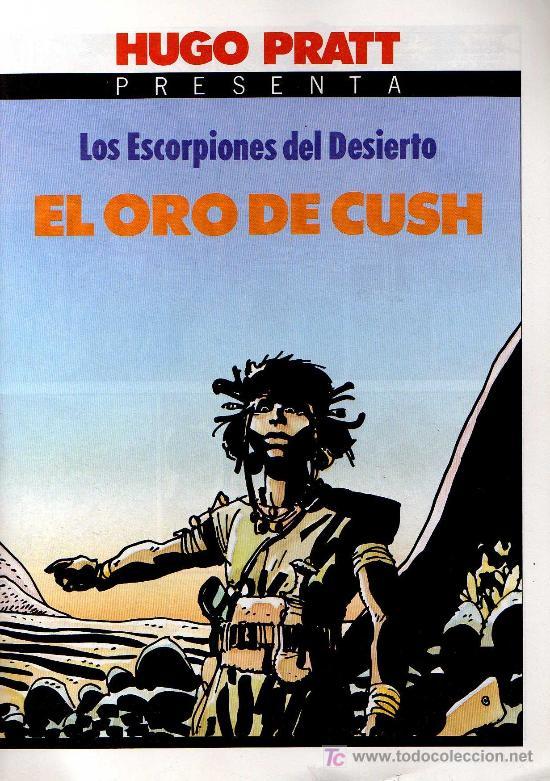 Cómics: REVISTA CORTO MALTES Nº 11 - ED. NEW COMIC 1990 - EL ORO DE CUSH - Foto 2 - 20713522