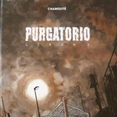 Cómics: CHABOUTÉ / PURGATORIO / LIBRO 1. Lote 24624448