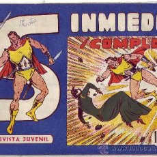 Cómics: SINMIEDO Nº 4 ED. ACROPOLIS 1962. Lote 26674348