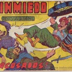 Cómics: SINMIEDO Nº 17 ED. ACROPOLIS 1962. Lote 26674349