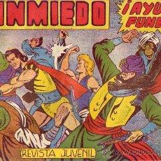 Cómics: SINMIEDO Nº 18 ED. ACROPOLIS 1962. Lote 26674350