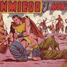 Cómics: SINMIEDO Nº 33 ED. ACROPOLIS 1962. Lote 26674351