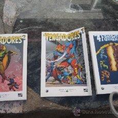 Cómics: LOS VENGADORES Y LOS 4 FANTASTICOS.. Lote 43432119