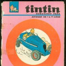 Cómics: TINTIN. SEMINARIO PARA JOVENES DE 7 A 77 AÑOS. 15 REVISTAS ENCUADERNADAS. 1967.. Lote 26114140