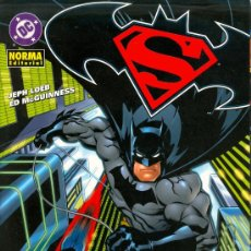 Cómics: SUPERMAN - BATMAN NÚM. 1 Y 2. ED. NORMA (2004 - 2005). Lote 56334738