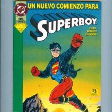 Cómics: SUPERBOY. LOTE DE 2 NÚMEROS. ZINCO.. Lote 25225169