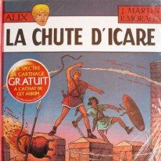 Cómics: JACQUES MARTIN / ALIX / LA CHUTE D' ICARE / LE SPECTRE DE CARTHAGE. Lote 35782848