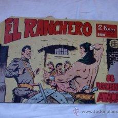 Cómics: RANCHERO Nº5 ORIGINAL. Lote 26916385