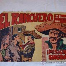 Cómics: RANCHERO Nº13 ORIGINAL. Lote 108376860