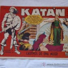 Cómics: KATAN Nº 43 ORIGINAL. Lote 27460892