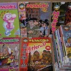 Cómics: 37 MAKOKI – COMPLETA ( 34 + 3 ) – ED MAKOKI, AÑO 1989 - NUEVOS - TAMBIÉN SUELTOS. Lote 100889931