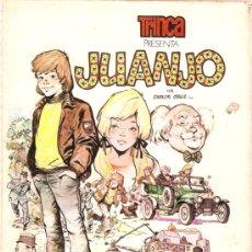 Cómics: COMIC TAPA DURA COLECCION TRINCA JUANJO. Lote 21496830