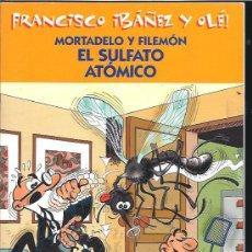 Cómics: MORTADELO Y FILEMON EL SULFATO ATOMICO. Lote 21528633