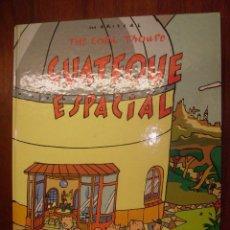 Cómics: MARISCAL THE COBI TRONPE GUATEQUE ESPACIAL AÑO1991,. Lote 21571980