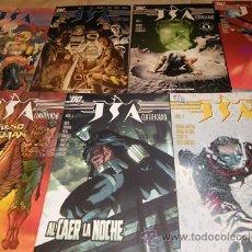 Comics: JSA CLASIFICADO. 7 TOMOS. COLECCION COMPLETA. (DESCUENTO.15%) . Lote 26422482
