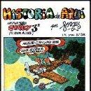 Cómics: HISTORIA DE AQUÍ Nº 38. Lote 25834086